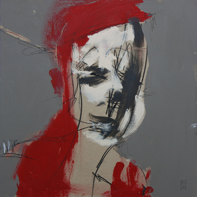 Michael Gadlin, 'Red Hat #1', 2016, La Napoule Art Foundation