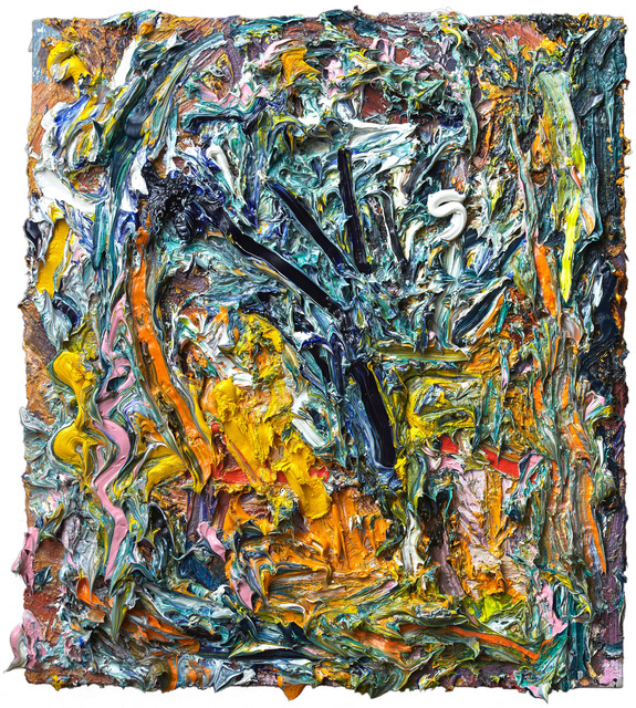 , 'The Last Tree,' 2015, Cantor Fitzgerald Gallery, Haverford College
