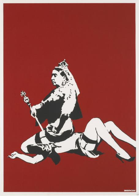 , 'Queen Victoria - Signed,' 2003, Hang-Up Gallery