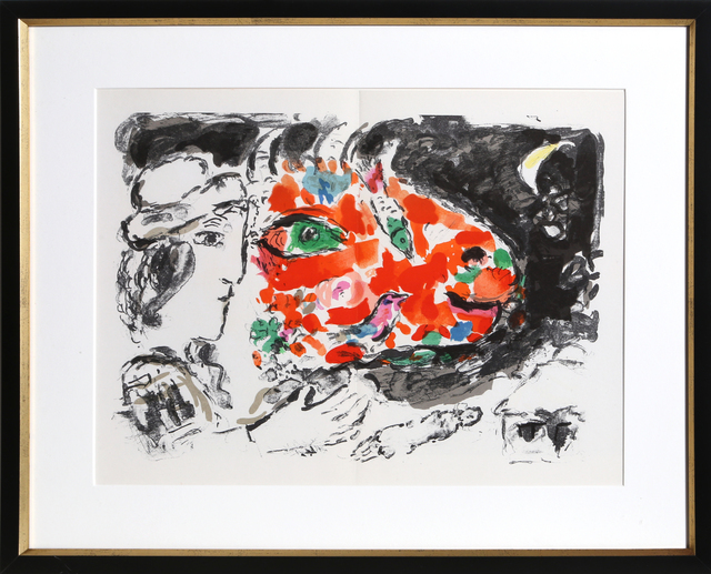 Marc Chagall, 'After the Winter from Derrière le Miroir', 1972, RoGallery