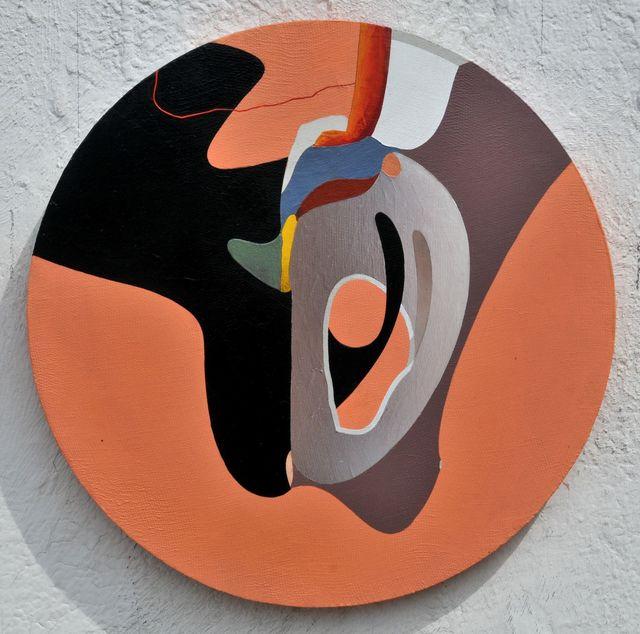 , 'Abstract Composition,' 2019, Vanda Art Gallery