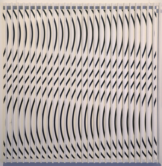 , 'Curve in Motion,' 1972, Berry Campbell Gallery