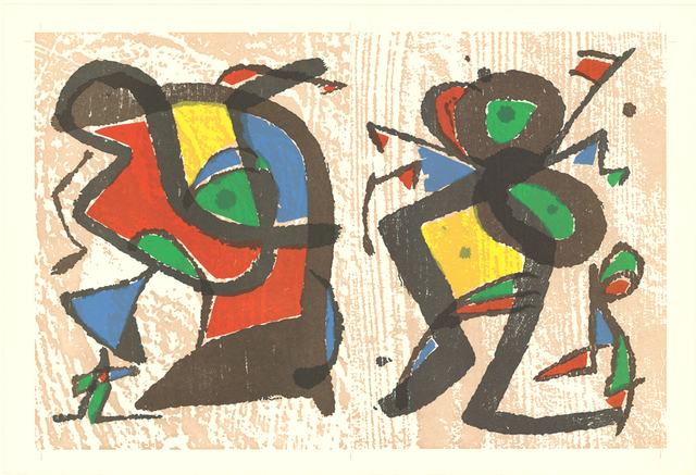 Joan Miró, 'From Ceramics', ArtWise