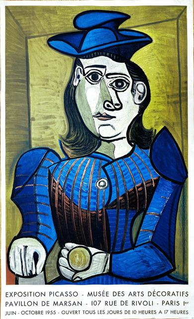 Pablo Picasso, 'Dora Maar (Femme Assis) 1955', 1955, Fairhead Fine Art Limited