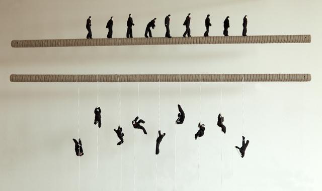 , 'Climb up, Walk Steadily,' 2011, ShanghART