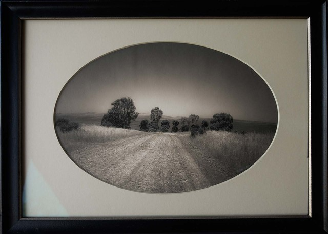 , 'Trees, Dirt Road, South Australia,' , Etherton Gallery