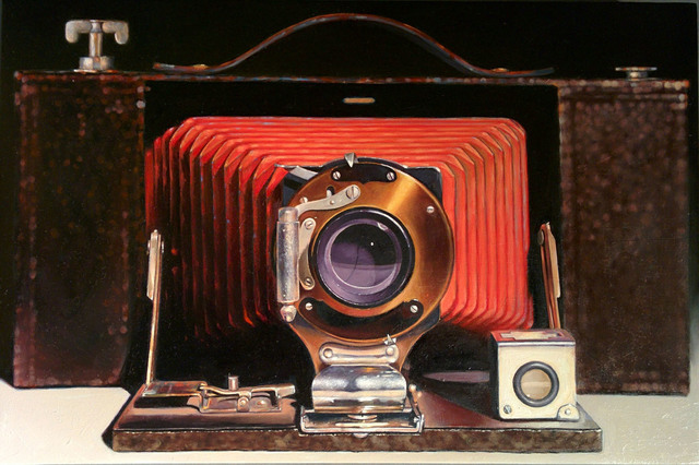 , 'Kodak Brownie Camera,' 2016, Sue Greenwood Fine Art