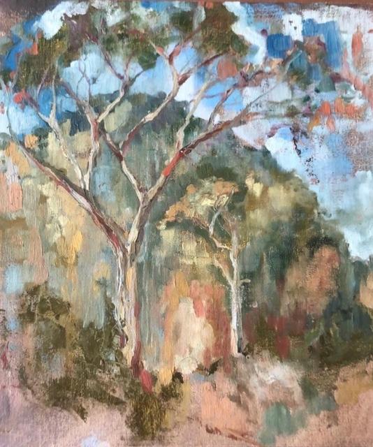 , 'Gum tree, Cuba,' 2018, Robert Eagle Fine Art