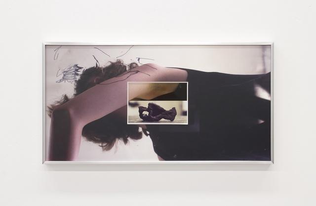 , 'Hard and Sheer Organ,' 2015, Simone Subal