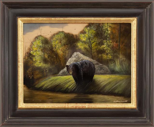 Nathan Bennett, 'Loving the Wild Life', 2018, Painting, Patinas on bronze, Blue Rain Gallery