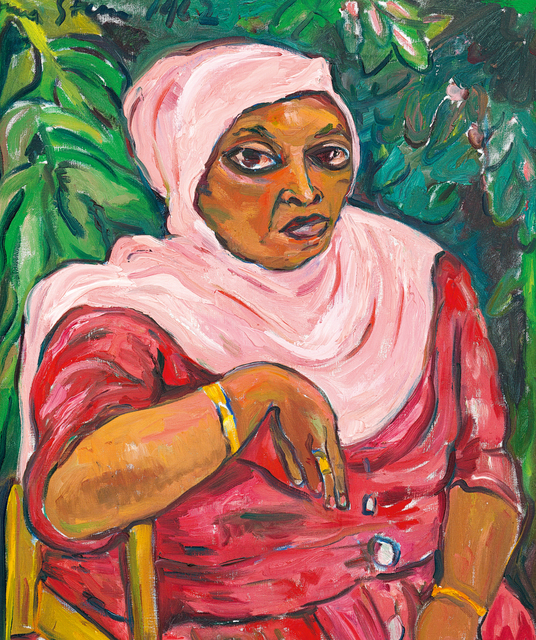 Irma Stern, 'Malay Woman', 1962, Strauss & Co