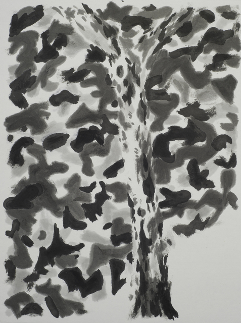 , 'The Border Tree 2,' 2015, Mind Set Art Center