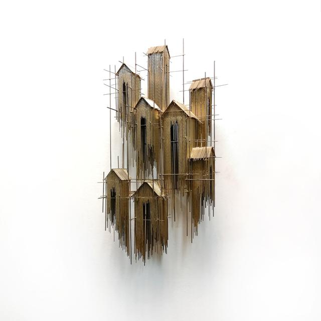 """, 'Ciudad flotante """"El Dorado"""",' 2018, N2 Galería"""