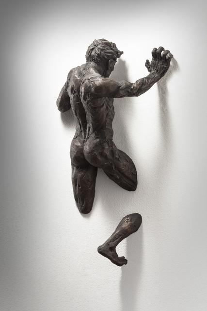, 'Acriter,' 2015, Liquid art system