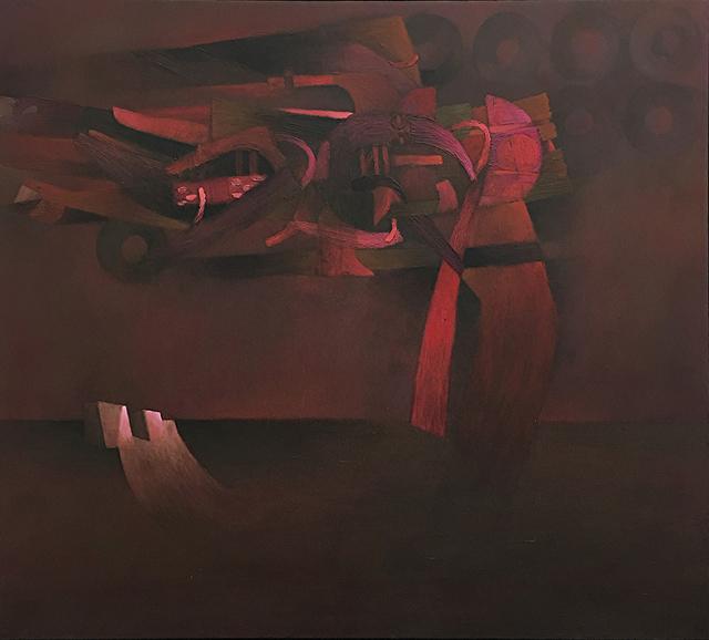 , 'Canto de la tierra,' 1983, Durban Segnini Gallery