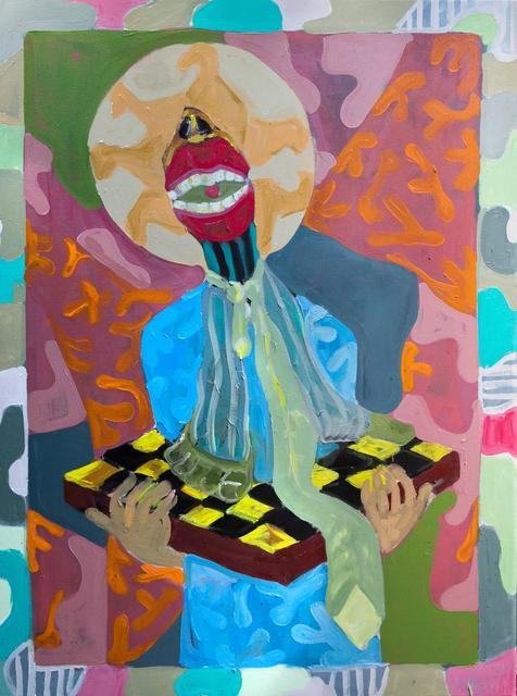 , 'Saint Pragmatist,' 2018, Kristin Hjellegjerde Gallery
