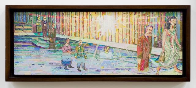 , 'Liminal Pool #2,' 2013, Rosamund Felsen Gallery