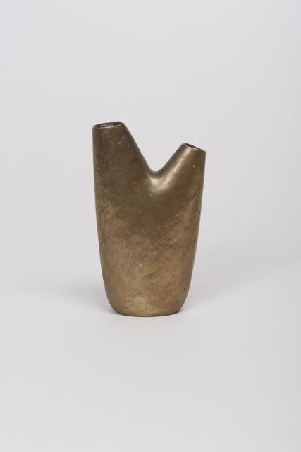 , 'Brass Vase,' 1950s, Patrick Parrish Gallery