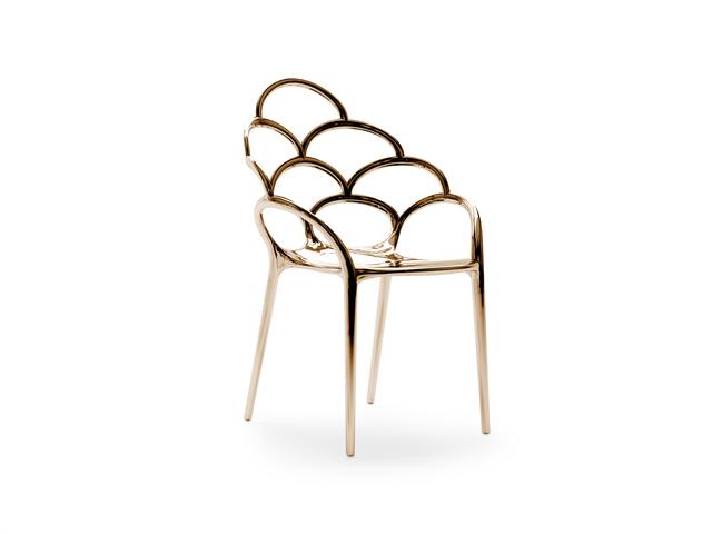 "Barberini & Gunnell, '""Alpemare"" chair ', 2019, Design/Decorative Art, Cast Bronze, Priveekollektie Contemporary Art | Design"