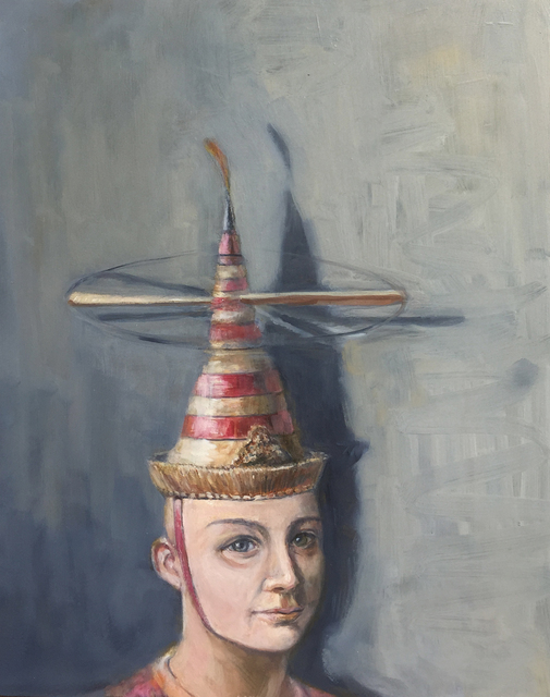 , 'Propeller Head,' 2015, Sue Greenwood Fine Art