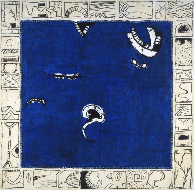 , 'Le berceau de la virgule,' , Galerie Lelong & Co.