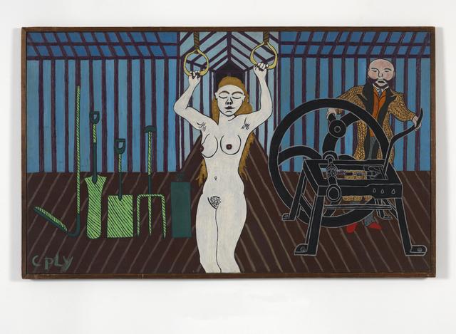 William Nelson Copley, 'Birth of Venus', 1953, Sadie Coles HQ