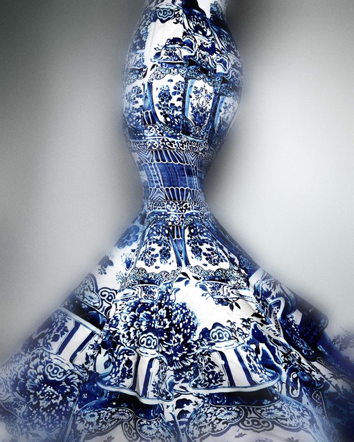 , 'Evening dress,' fall/winter 2005–6, The Metropolitan Museum of Art