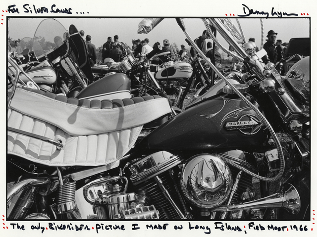 Danny Lyon, 'Field meet, Long Island, New York, from The Bikeriders', 1966, Etherton Gallery