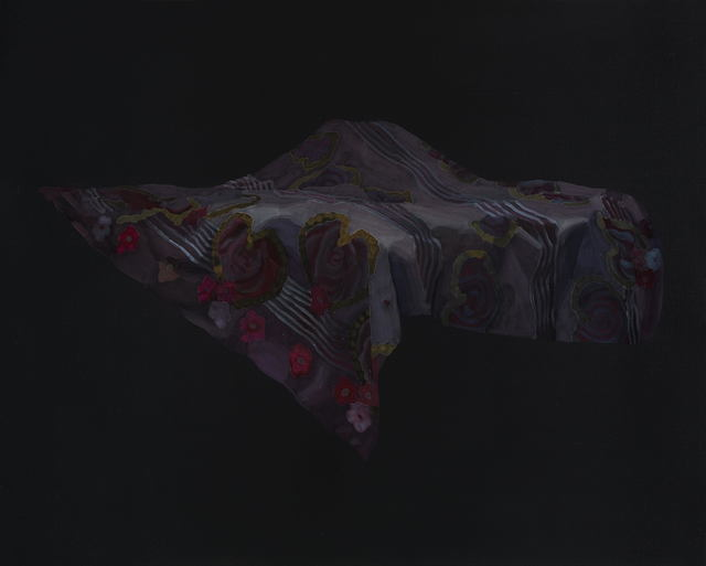 Guo Hongwei 郭鸿蔚, 'The World Unfurled No. 1大地像棉被一样展开 No.1', 2016, Chambers Fine Art