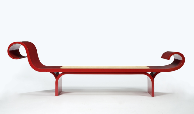 ", '""Marquesa"" bench,' 2007, R & Company"