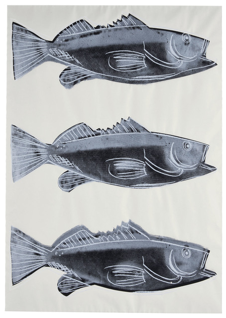 Andy Warhol, 'Fish', 1983, Christie's