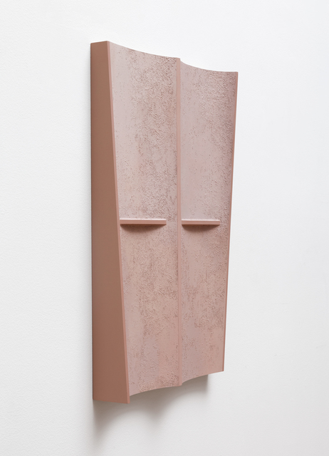 , 'Pulled Curtain, Turning Torso,' 2018, Jessica Silverman Gallery