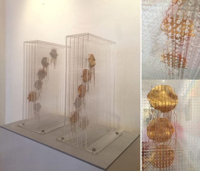 , 'Destination Point of the Relection,' 2015, Art Vietnam Gallery