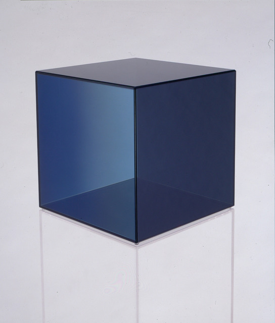 , 'Cube 4,' 2008, Anne Mosseri-Marlio Galerie