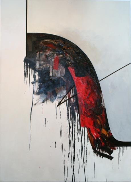 Jay DeFeo, 'Geisha I', 1987, di Rosa