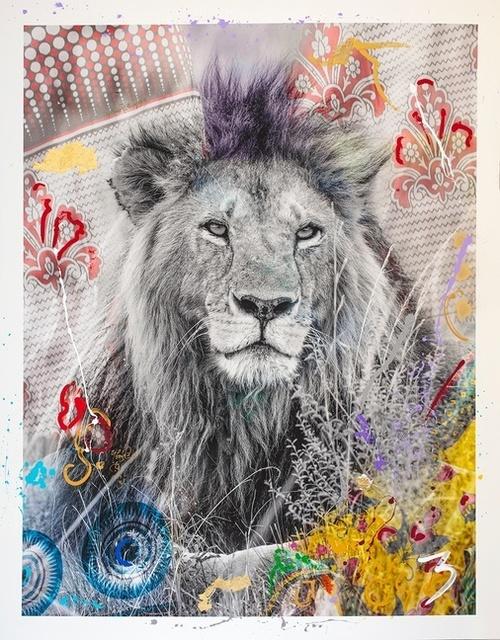 , 'Leone large,' 2018, Markowicz Fine Art