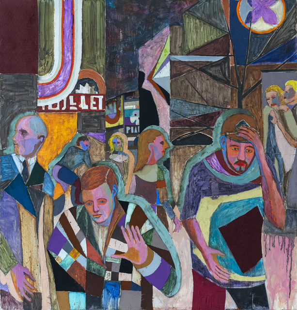 , 'HT - GL,' 2013, Hans Alf Gallery