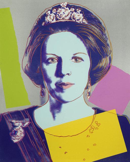 , 'Queen Beatrix (FS II.340) Royal Edition,' 1985, Revolver Gallery