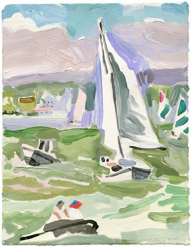 , 'Windy,' 21st Century, George Billis Gallery