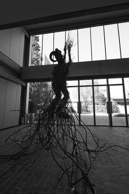 , 'Seeking Spirit,' 2017, Collezione Maramotti