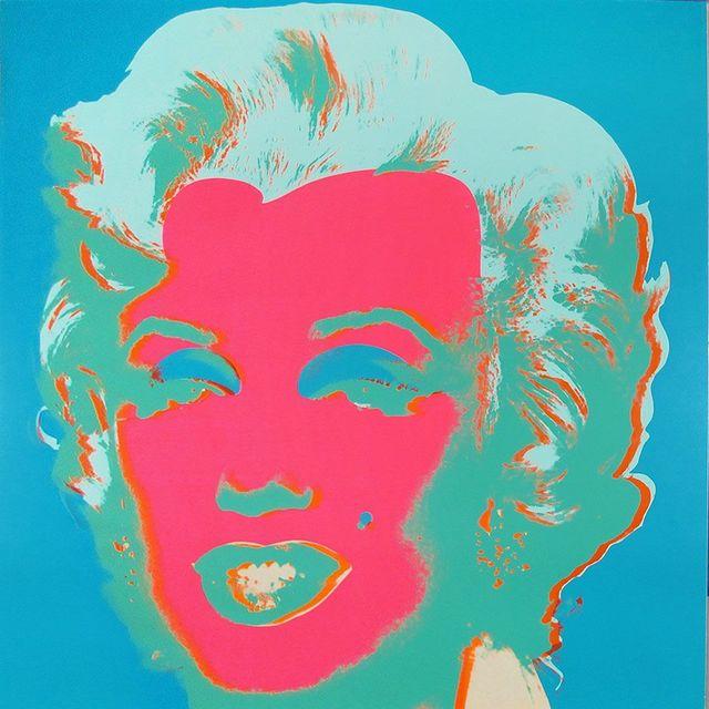 , 'Marilyn Monroe,' 1967, OSME Gallery