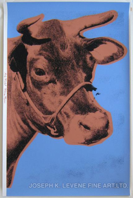 , 'Cow (F&S II. 11A),' 1971, Joseph K. Levene Fine Art, Ltd.