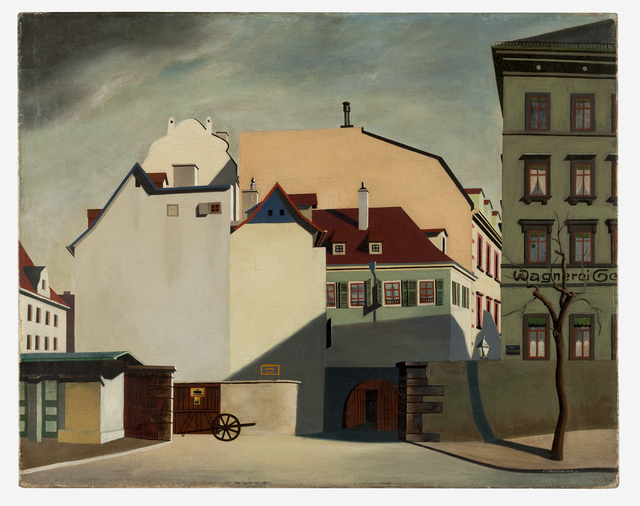 , 'Wainwright's (Würzburg) ,' 1925, Galerie Michael Hasenclever KG