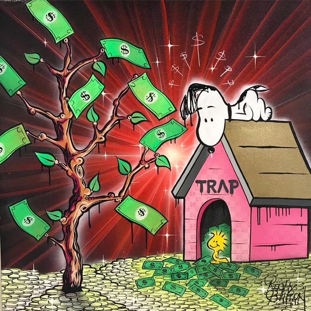 , 'Money Tree,' , Graffik Gallery / Banksy Editions