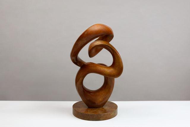 Richard Erdman, 'Opus', 2021, Sculpture, Bronze, Galerie d'Orsay