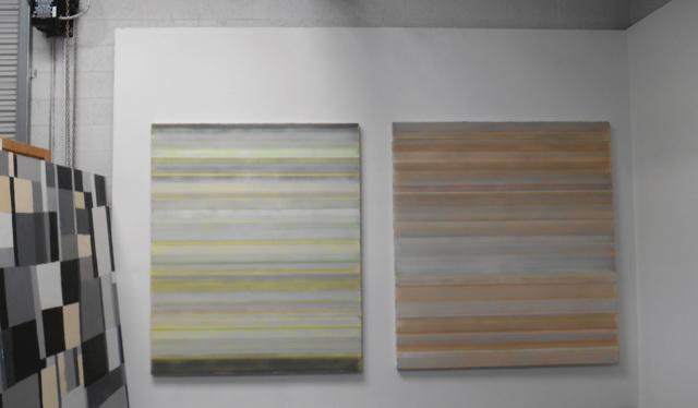 Linda Day, 'Pulse (Between/Beyond) #11', 2008, Painting, Acrylic, JAYJAY