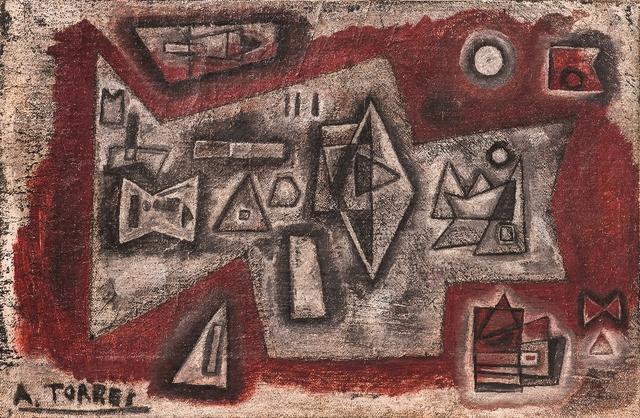 , 'Blanco y Puzzoli,' 1936, Galería de las Misiones