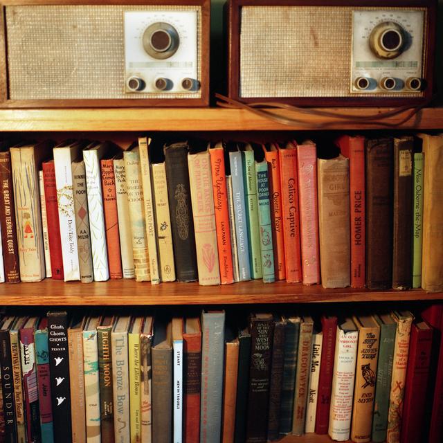 , 'Radios and Reading,' 2008, Panopticon Gallery