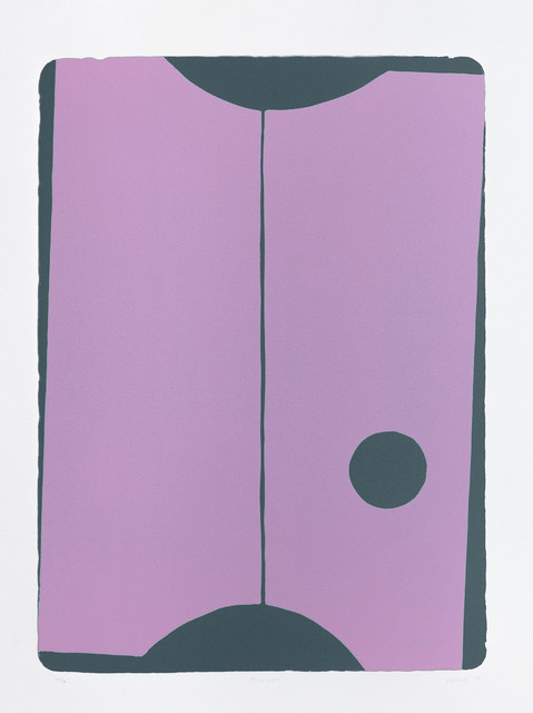 , 'Ticket (Pink),' 2018, Edition Copenhagen