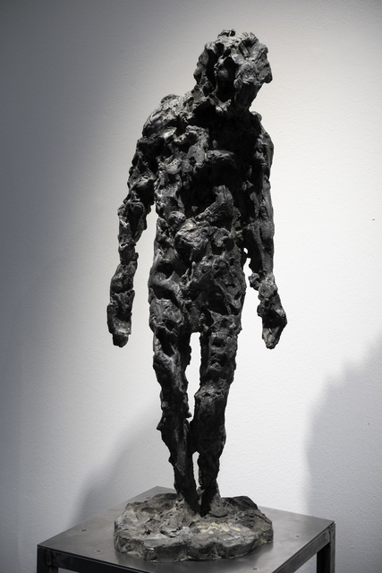 Jørgen Haugen Sørensen, 'The Unwanted (man)', 2018, Hans Alf Gallery